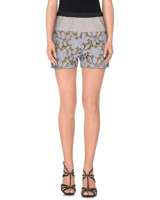 Devotion - Gray Shorts - Lyst