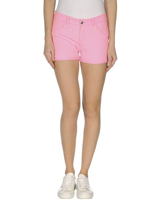 Met - Pink Shorts - Lyst
