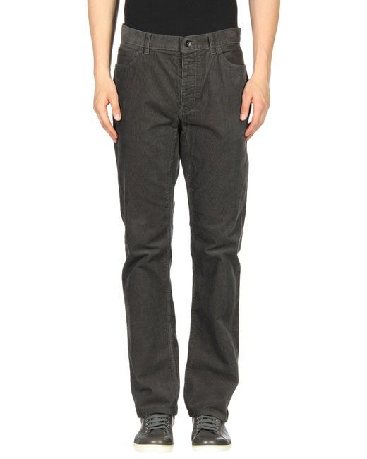 Club Monaco | Gray Casual Pants for Men | Lyst