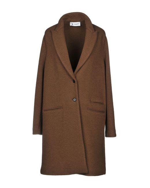 Barena - Brown Coat - Lyst