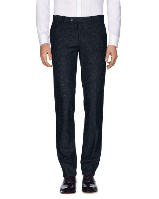 Massimo Rebecchi - Gray Casual Trouser for Men - Lyst