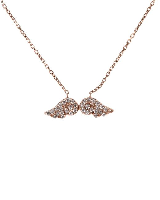 Aamaya By Priyanka - Metallic Necklace - Lyst