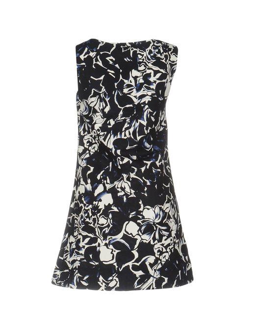 290246af339 ... Bini Como - Black Short Dress - Lyst