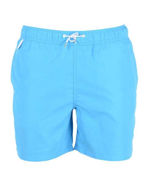 Penfield - Blue Swim Trunks for Men - Lyst