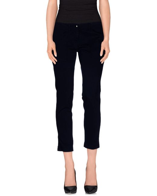 Dondup | Blue Casual Trouser | Lyst
