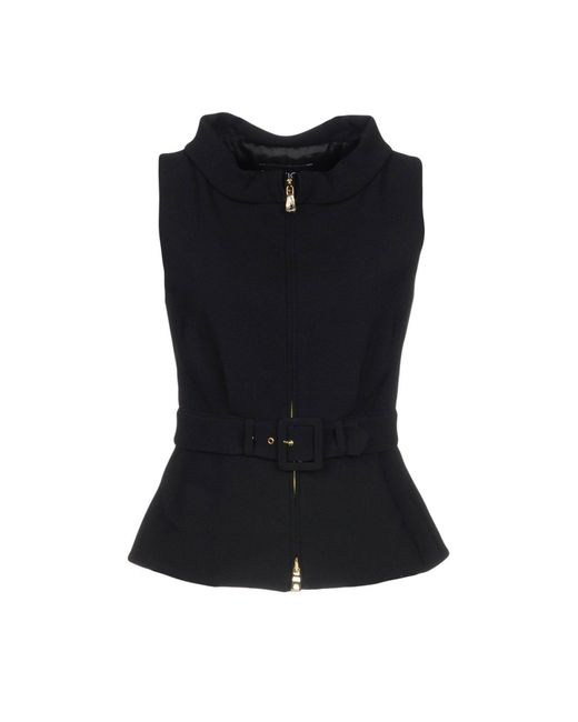 Boutique Moschino - Black Top - Lyst