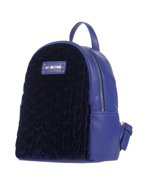 Love Moschino - Purple Backpacks & Fanny Packs - Lyst