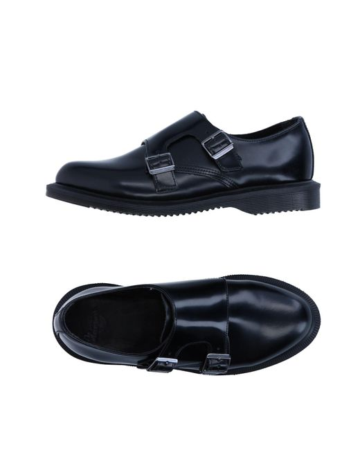 Dr. Martens - Black Loafers - Lyst