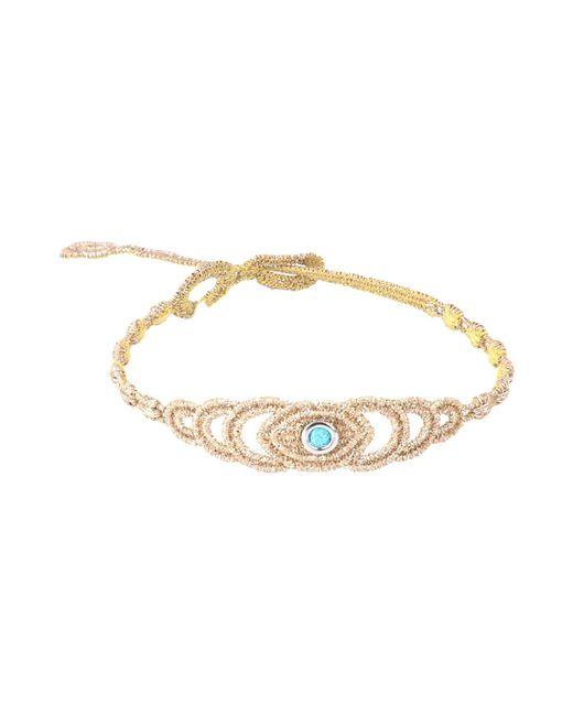 Cruciani | Metallic Bracelet | Lyst
