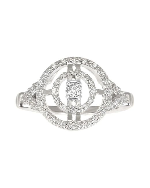 V Jewellery - Metallic Ring - Lyst