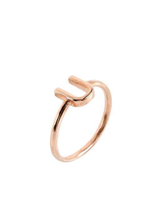 Aamaya By Priyanka   Metallic Ring   Lyst