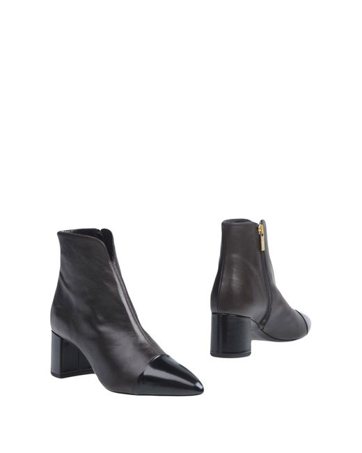 Atelier Mercadal | Brown Ankle Boots | Lyst