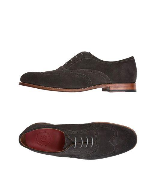 FOOTWEAR - Lace-up shoes on YOOX.COM Grenson qiaIw