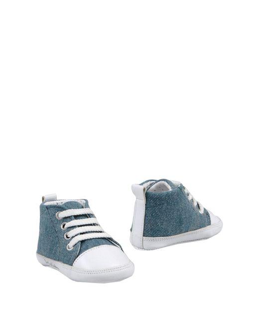 Dolce & Gabbana - Blue Newborn Shoes for Men - Lyst