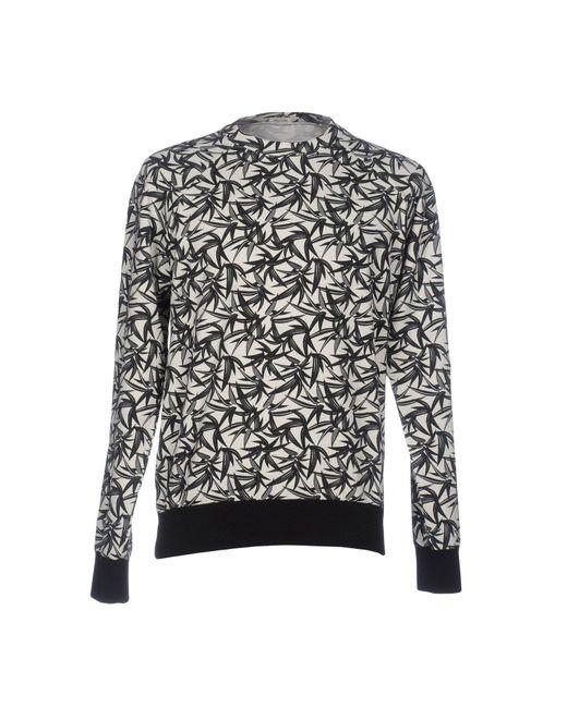 Marc Jacobs - Black Sweatshirt for Men - Lyst