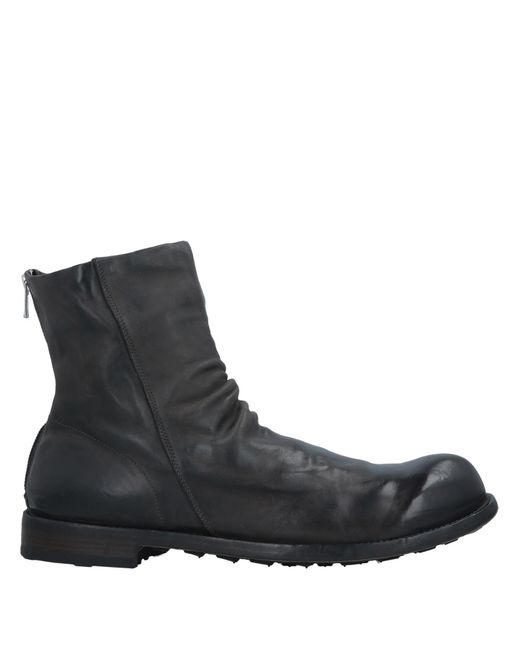 9a0b765eb624e Officine Creative - Gray Ankle Boots for Men - Lyst ...