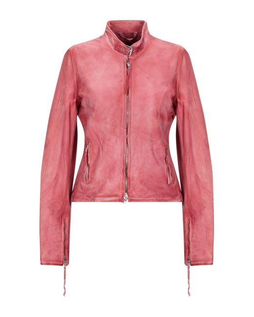 Vintage De Luxe Pink Jacket