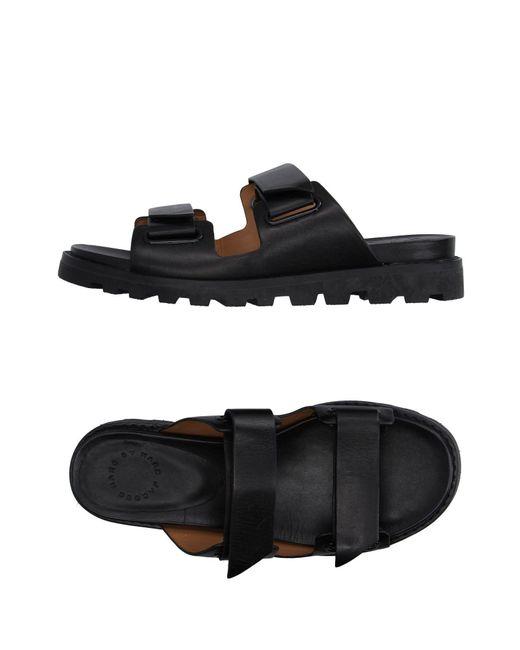 Marc By Marc Jacobs - Black Sandals - Lyst