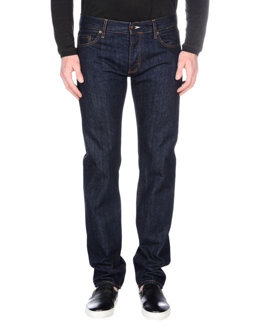 Jean.machine - Blue Denim Pants for Men - Lyst