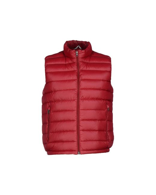 313 Tre Uno Tre - Red Down Jacket for Men - Lyst