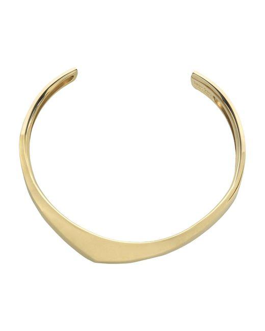 XENIA BOUS - Metallic Necklace - Lyst