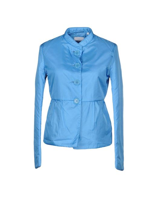 Aspesi - Blue Jacket - Lyst