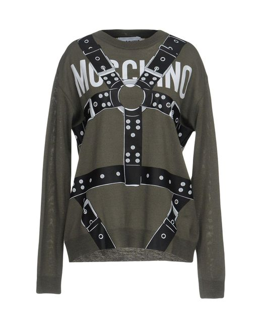Moschino - Multicolor Jumper - Lyst