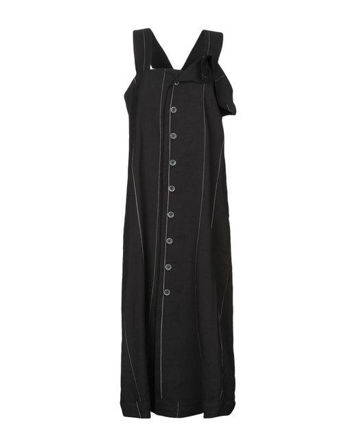 Crea Concept Black Long Dress