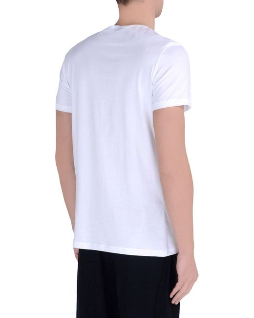 ee26c6e01c07 ... Éditions MR - White T-shirt for Men - Lyst