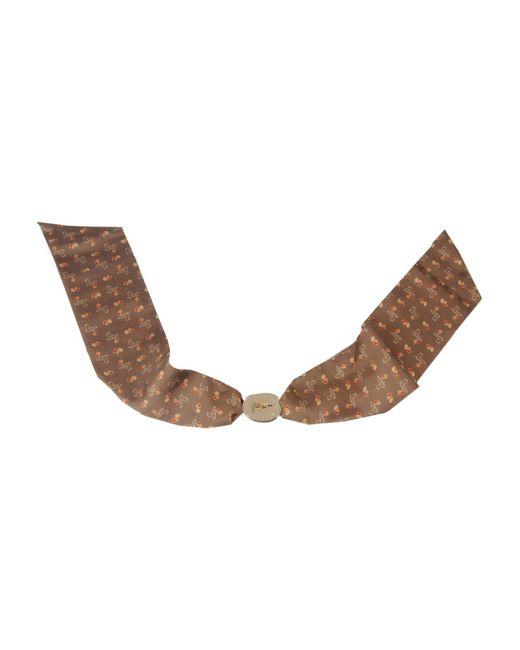 Trussardi - Brown Bracelets - Lyst