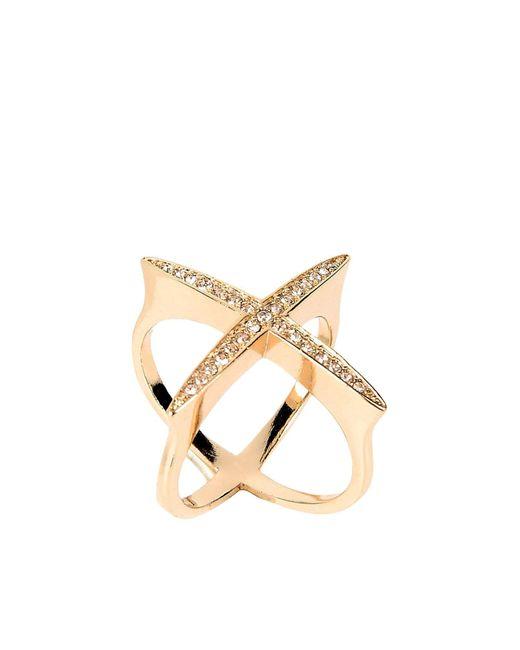 FEDERICA TOSI   Metallic Ring   Lyst