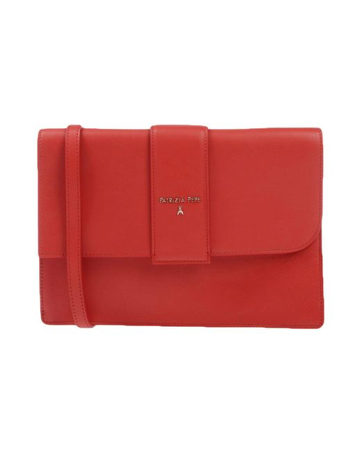 Patrizia Pepe - Red Cross-body Bag - Lyst