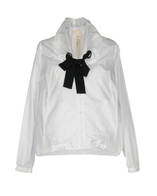 Annie P | White Jacket | Lyst