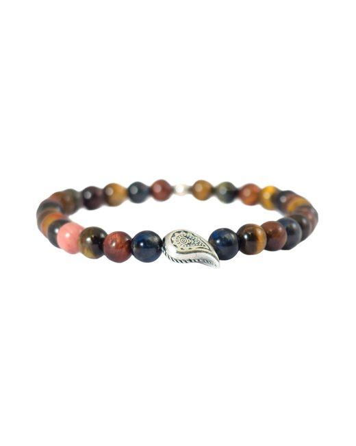 THE JAAR - Orange Bracelet for Men - Lyst