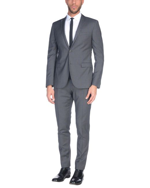 Nino Danieli - Gray Suit for Men - Lyst