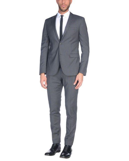 Nino Danieli | Gray Suit for Men | Lyst