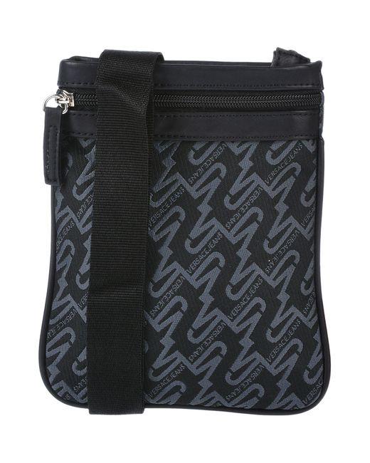 1eda73eb97f5 Versace Jeans - Blue Cross-body Bag for Men - Lyst ...