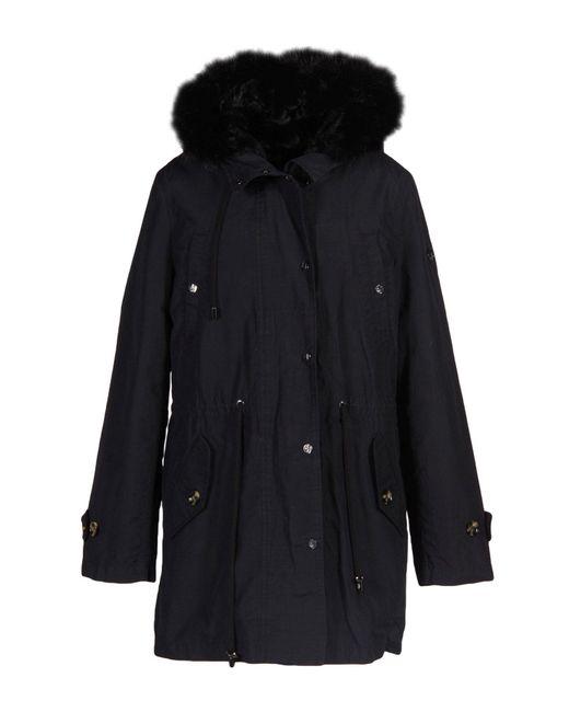 Armani Jeans   Black Jacket   Lyst