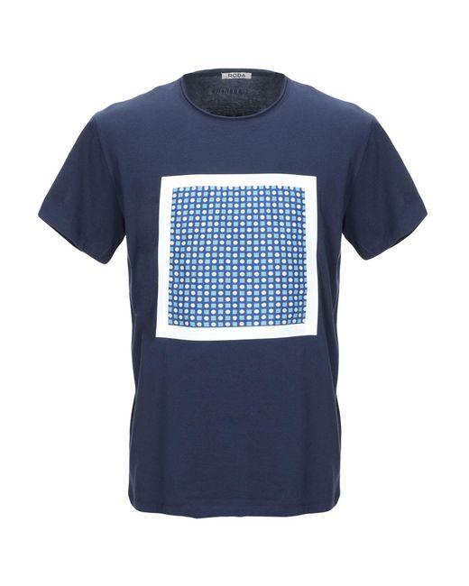 Roda - Blue T-shirt for Men - Lyst
