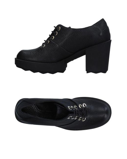 Audley   Black Lace-up Shoe   Lyst
