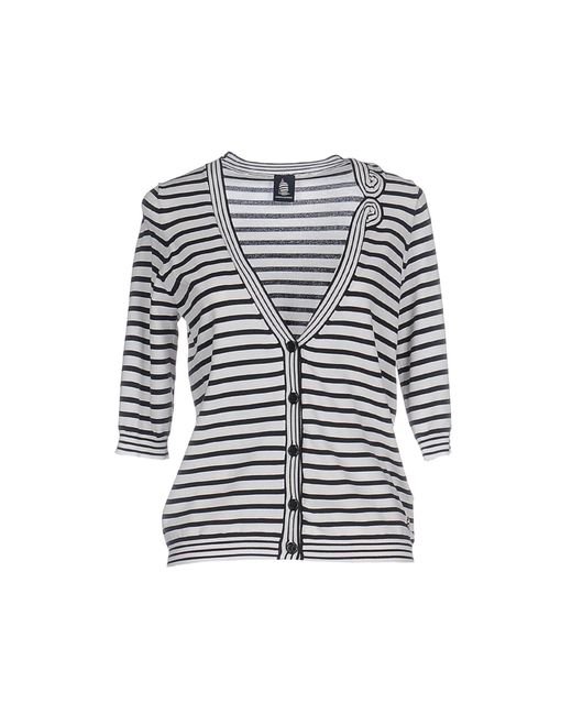 Marina Yachting - Blue Cardigan - Lyst