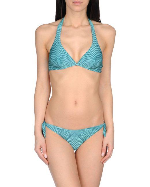 Agogoa - Green Bikinis - Lyst