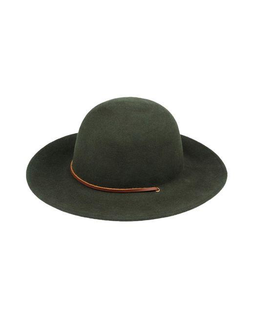 Brixton - Green Hat for Men - Lyst