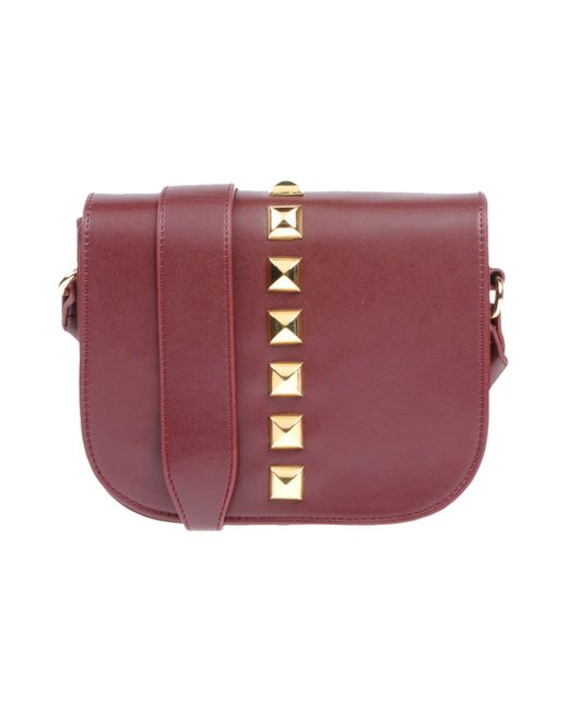 Mia Bag - Purple Shoulder Bag - Lyst