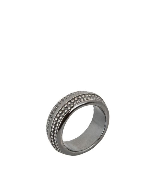 Emanuele Bicocchi - Metallic Ring for Men - Lyst