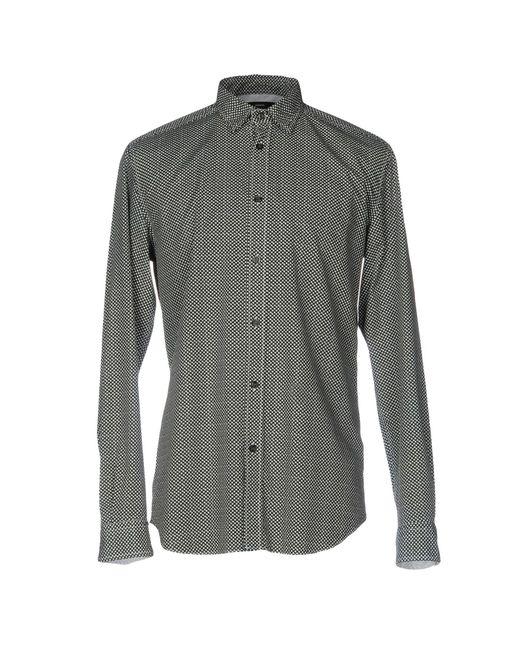 DIESEL | Black Shirt for Men | Lyst