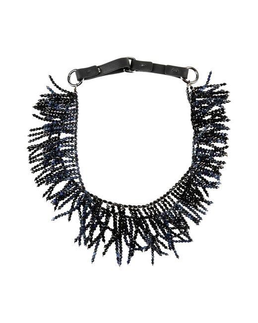 Brunello Cucinelli - Blue Necklace - Lyst
