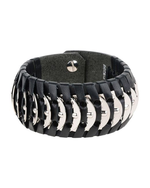 DSquared² - Black Bracelets for Men - Lyst