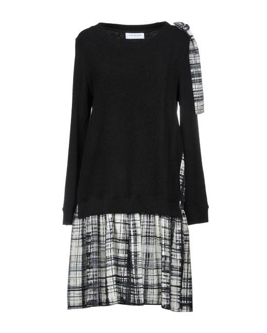 Anna Rachele - Black Short Dress - Lyst