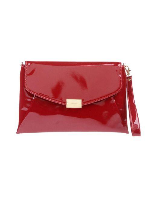 Olga Berg - Red Handbag - Lyst
